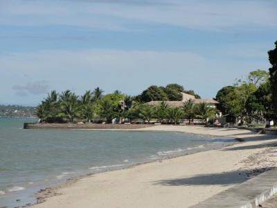 Passeio para a Ilha de Itaparica durante o feriado da Semana Santa
