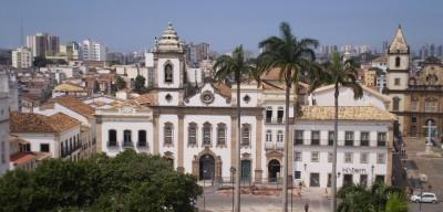 igreja de São Domingos faz parte da programação da Semana Santa em Salvador